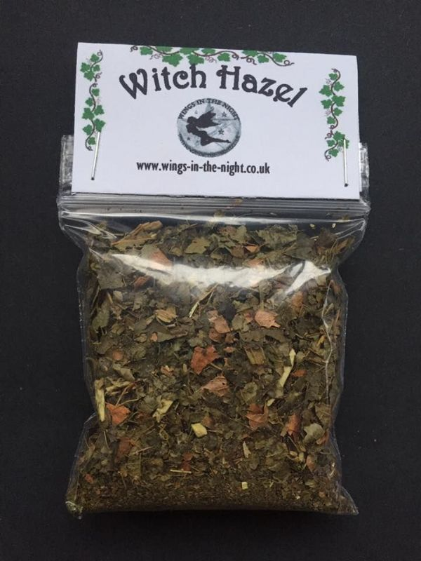 WITCH HAZEL Dried Magical Herb